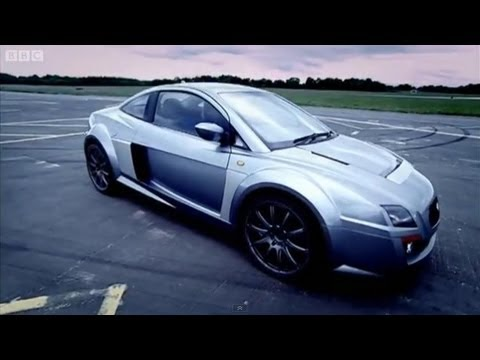 Prodrive P2 review and Stig lap - Top Gear - BBC