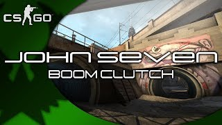 Bo0m Clutch - Counter-Strike: Global Offensive