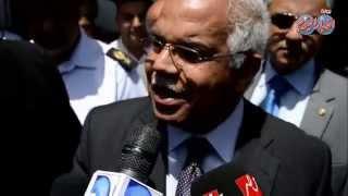 محافظ القاهرة :  600 بائع تم نقلهم من محيط ميدان رمسيس