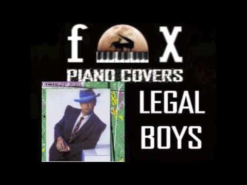 Elton John - Legal Boys