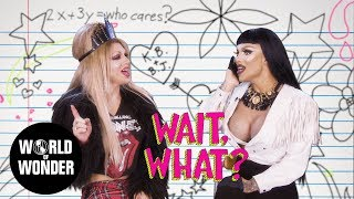 WAIT, WHAT? Music with Derrick Barry and Kimora Blac