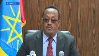 EBC News - Ato Getachew Ambaye, Ethiopian Justice Minister, details implementation of The State