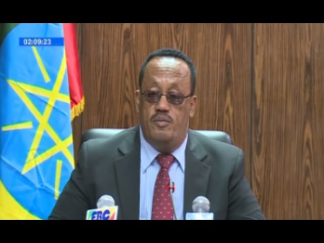 EBC News - Ato Getachew Ambaye, Ethiopian Justice Minister, details implementation of The State of E