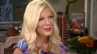 Tori Spelling Gets Real About Money Woes and Working at Marriage