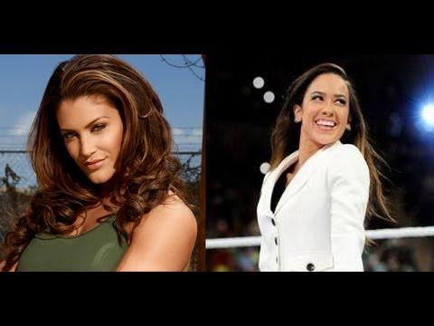 A.J. Lee Vs. Eve Torres - WrestleMania 29?
