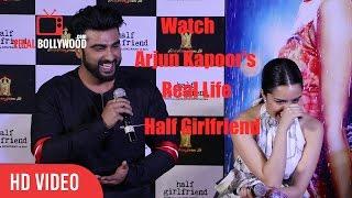 download lagu Arjun Kapoor Reveals His Real Life Half Girlfriend  gratis