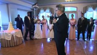 BEST Father of the Bride speech ever....because its NORM!