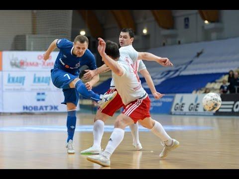 DYNAMO vs ZARYA. Futsal Cup of Russia. 25/11/2015