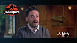 Making Movie History | Featurette | Jurassic World: Fallen Kingdom