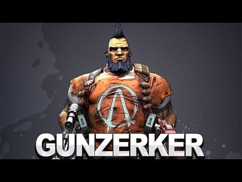 Borderlands 2 - Gunzerker Class Preview