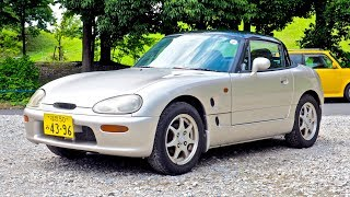1992 Suzuki Cappuccino (USA Import) Japan Auction Purchase Review