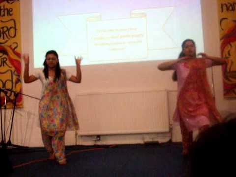 Malayalam Christian choreography – Akhilesha Nandananum