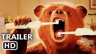 PADDINGTON 2 Official Trailer #2 (2017) New Animation & Kids Movie HD