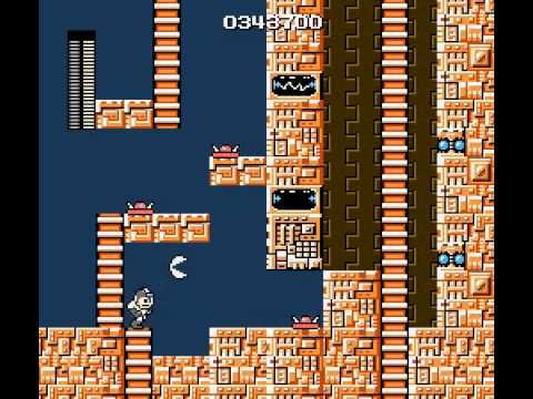 Mega Man - Elecman Stage - User video