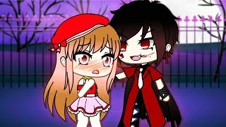 She Fell In Love With A Vampire... (Gacha Life Story)