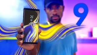Samsung Galaxy Note 9 Hands On - The Power is Back!