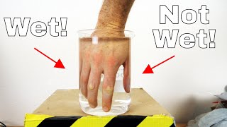 Is Water Wet? The Final Experimental Proof!