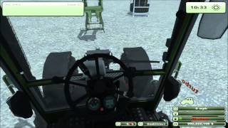 Mod for Farming Simulator 2013 the Fendt 380 GTA Turbo REVIEW