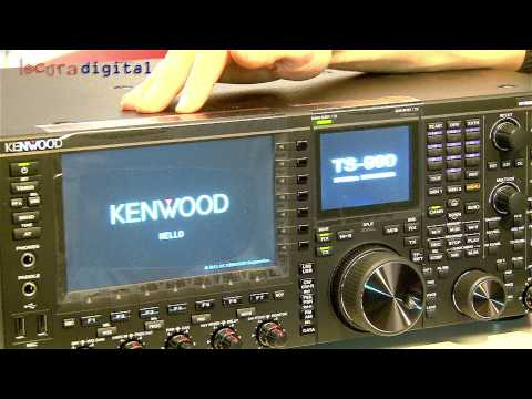 Kenwood- TS-990S Radioaficionado HF