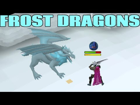 Low Level Frost Dragons Guide – 3M Per Hour [Runescape 2014]
