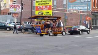 Pedal Hopper Denver Colorado - mobile bike bar