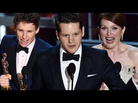 7 Best Memorable Speeches 2015 Oscars