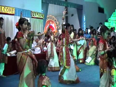 Toronto Kalibari Durga Puja 2012 - Gurur Brahma