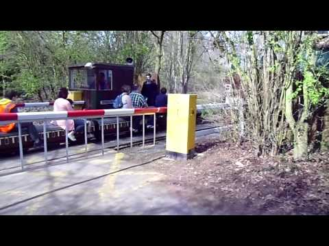 Echills Wood Miniature Railway 24,and,25 March 2012