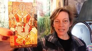 Taurus, Virgo, Capricorn daily tarot reading January 16th 2019 you are in control
