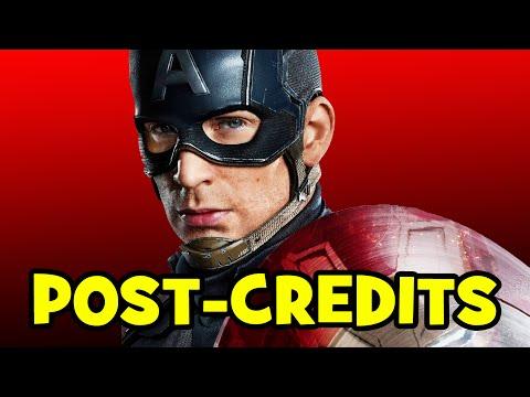 Captain America Civil War POST-CREDITS SCENES Explained & Easter Eggs (Spoilers)