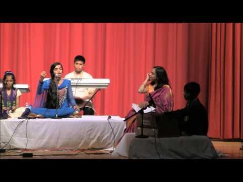 Svara Mogara Phulala-Yuvati Mana Ajita