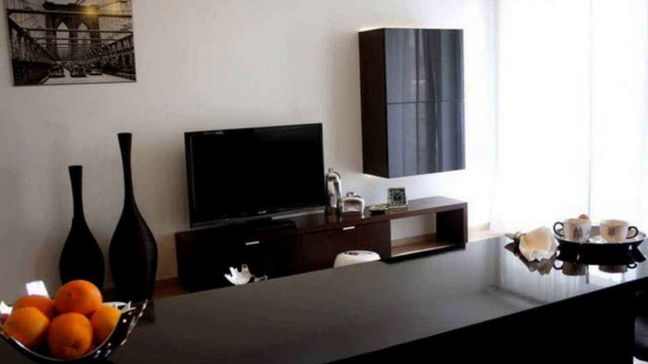 Дизайн квартиры-студии 34 кв.м