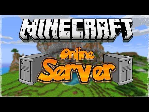 How to make a Minecraft ONLINE server!! (NO HAMACHI OR PORT FORWARDING!!)
