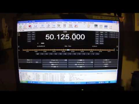 HAM RADIO 6M 50MHZ SSB YB0MWM CQ CQ