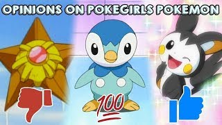 My Opinion On EVERY Pokemon Owned By The PokeGirls From The Pokemon Anime! (Kanto to Kalos)