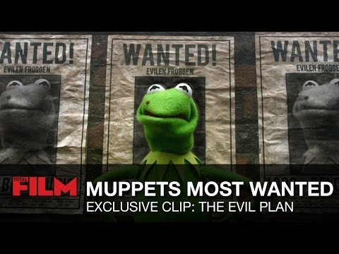 Muppets Most Wanted Clip: The Evil Plan