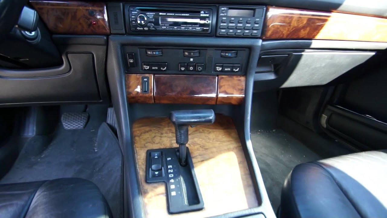 1993 Bmw E32 740 Il