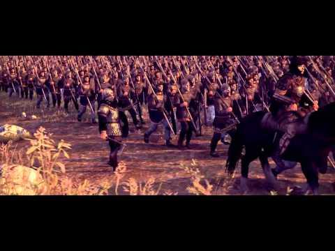 Total War: Attila — трейлер «Черная лошадь»