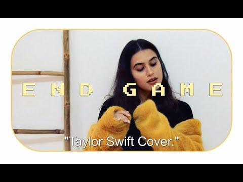 Cover Lagu Taylor Swift - End Game (Ft Ed Sheeran & Future) [Lana Lubany Cover]