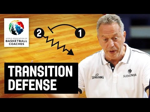 Transition Defense - Zmago Sagadin - Basketball Fundamentals