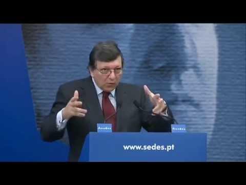 With European Commission President, José Manuel Durão Barroso, 2012 Conference