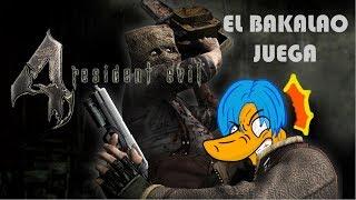 Acércate viejo | El Bakalao Juega... Resident Evil 4