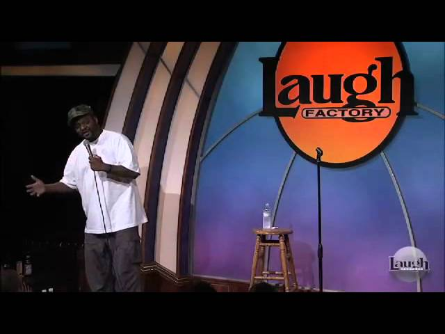 Aries Spears Standup - Anthrax and 911