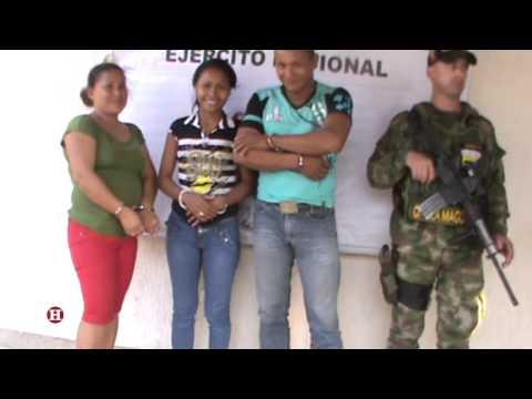 Capturan a integrantes de banda delincuencial en Ciénaga, Magdalena