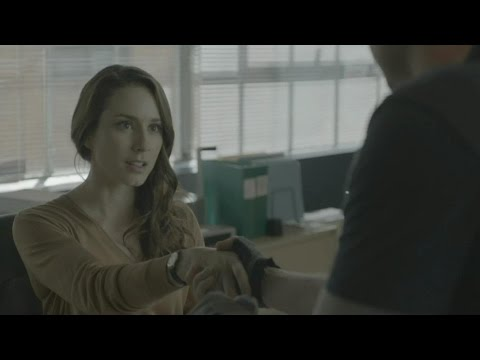 Sneak Peak of PLL Spencer (Troian Bellisario) on Suits!