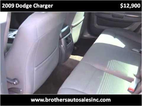 2009 Dodge Charger Used Cars Huntington WV