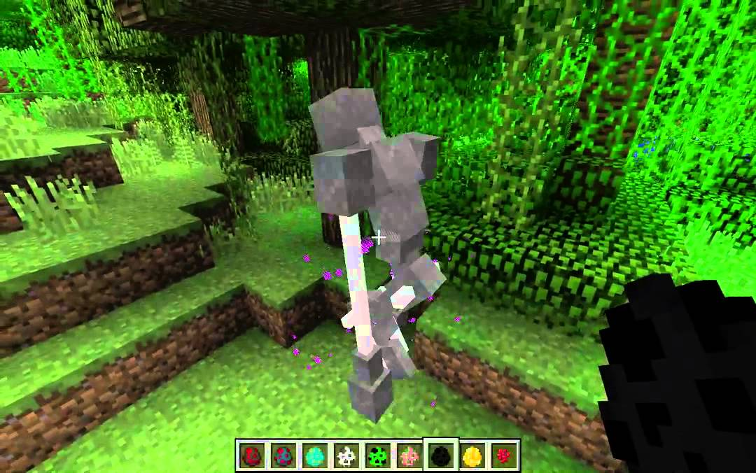Minecraft ROBOTIC MOBS MOD Helicopters And Other