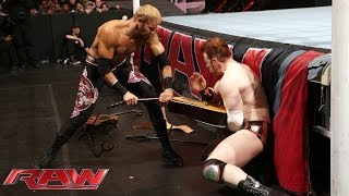 Sheamus vs. Christian - WWE App Vote Match: Raw, March 10, 2014
