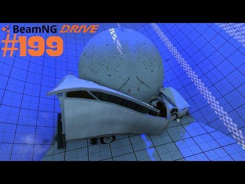 Let's Play BeamNG Drive #199   Wrecking Ball [Alpha] [Deutsch] [HD]