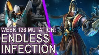 Starcraft II: Endless Infection [Aderpy Solution]